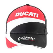 Moto GP Ducati Paddock Cap Corse red/black GP46022